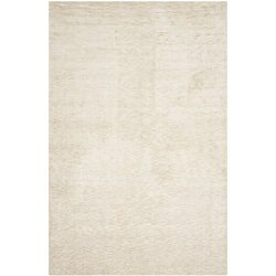 Safavieh Mirage Collection MIR635B Hand-Knotted Beige Wool Area Rug (9′ x 12′)