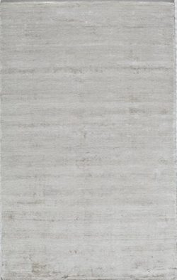 Rugs America Kendall Synthetic Rug, 8′ x 10′, Brilliant White