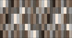 Area Rug with Non-skid Rubber Backing, Decorative Modern Carpet for Living, Dining & Childre ...