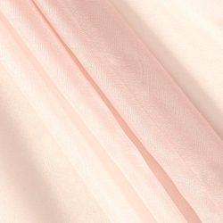 TELIO Silk Organza Whisper Pink Fabric By The Yard