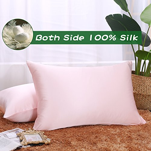 Ethereal Lomoer 100 Natural Pure Silk Pillowcase For Hair