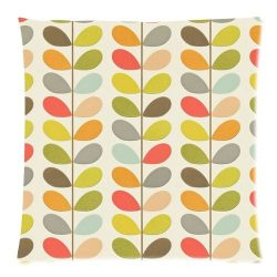 Panbox Orla Kiely Modern Designed Colorful Leaf Nature Style Decorative Throw Pillow Cover &#821 ...