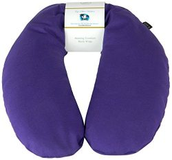 Neck Pain Relief Pillow – Hot & Cold Therapeutic Herbal Pillow For Shoulder and Neck P ...