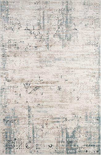 Momeni Rugs JULIEJU-01IVY5076 Juliet Collection Transitional Area Rug, 5′ x 7'6̸ ...