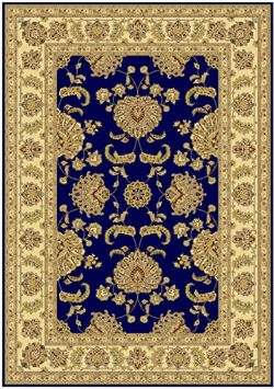 Silk Luxury Navy Rug Silk Persian Rugs Traditional Rug Dark Blue 2×8 Runner Rug Long 2&#215 ...