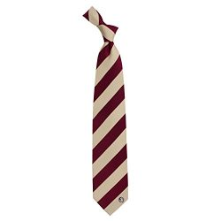 Eagles Wings Florida State University Regiment Woven Silk Tie