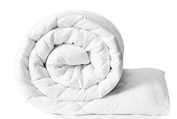 Bien Living 100% Tencel Lyocell Duvet Insert – All Season Plush Soft & Silky Comforter ...