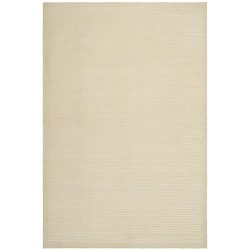 Safavieh Tibetan Collection TB212P Hand-Knotted Pearl Silk & Wool Area Rug (5′ x 7R ...