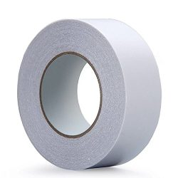 Warmoor Double Sided Carpet Tape, 30yards x 2.5″ Wide for Carpet, Mat, Rug Cloth, Heavy Du ...