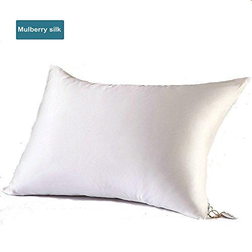 Esasilk Silk Pillowcase 100 Nature Mulberry Silk Hidden