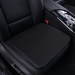 Summer Car Seat Covers, Ice Silk Car Seat Cushion Covers Pad Mat, Ventilated Breathable Comforta ...