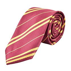 Harry Potter Glanfindo Tie for Halloween and Christmas Cos, Polyester Silk Tie for Men and Women ...