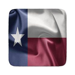 Cozy Seat Protector Pads Cushion Area Rug,Western Decor,State of Texas Flag Star Freedom Symbol  ...