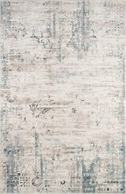 Momeni Rugs JULIEJU-01IVY7696 Juliet Collection Transitional Area Rug, 7'6″ x 9&#821 ...