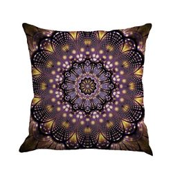 Lowprofile Bohemia Pillow Geometric Pillow Covers Decorative Linen Cushion Cover Home Decor