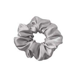 LilySilk Pure Silk Charmeuse Scrunchy -Regular -Scrunchies For Hair – Silk Scrunchies For  ...