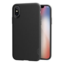 Silk iPhone X/XS Grip Case – Kung Fu Grip [Lightweight Protective Base Grip Slim Cover] &# ...