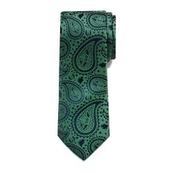 Star Wars Yoda Paisley Big Boys' Silk Tie