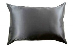 Celestial Silk 100% Silk Pillowcase for Hair Luxury 25 Momme Mulberry Silk, Charmeuse Silk on Bo ...
