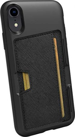 Silk iPhone XR Wallet Case – Wallet Slayer Vol. 2 [Slim Protective Kickstand CM4 Q Card Ca ...