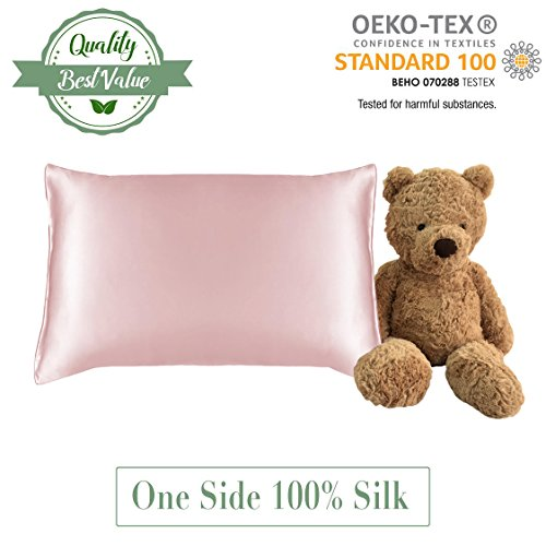 Infant Pillow Case Myk Silk 100 Pure Natural Mulberry