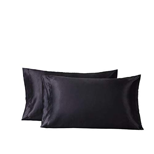Bedsure Satin Pillowcase For Hair And Skin Standard Size
