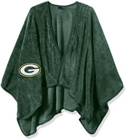 The Northwest Company Officially Licensed NFL Green Bay Packers Silk Touch Throw Blanket Wrap wi ...