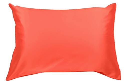 100 Silk Pillowcase For Hair Zippered Luxury 25 Momme