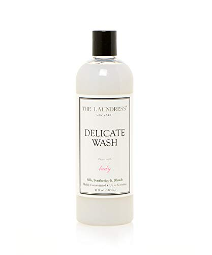 The Laundress – Delicate Wash, Lady Scented, Silks, Synthetics and Blends, Allergen-Free,  ...