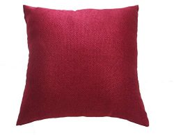 Violet Linen Luxurious Chenille Abstract Collection Decorative Cushion Cover 18″ x 18&#824 ...