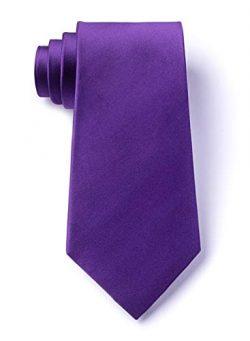 Royal Purple Royal Purple Silk Tie