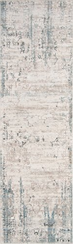 Momeni Rugs JULIEJU-01IVY2376 Juliet Collection Area Rug, 2'3″ x 7'6″ Ru ...