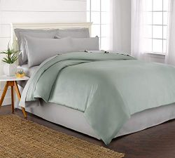 Pure Bamboo – King Duvet Cover Set – 100% Organic Bamboo – Luxuriously Soft (K ...