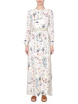 Tory Burch Women's 56703990 White Silk Dress