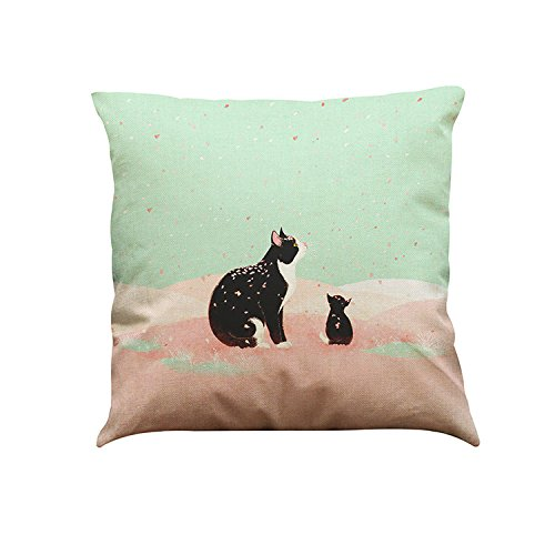 Pillow Cases ,Thenlian Cushion Cover 43cmX43cm/16X16 Pillow Case Plush pillow cover pillowcase C ...