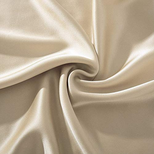 THXSILK Silk Comforter with Removable Silk Duvet Cover, Silk Filled Comforter Silk Duvet Silk Qu ...