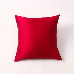 JMC Market's Mulberry Silk Cushion Cover (18″ 18″) | 100% Pure Mulberry Silk | ...