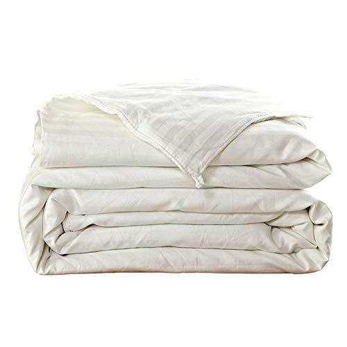 MOON'S SLEEPWARES Cold Winter 100% Pure Long Grade Mulberry Silk Comforter Silk Filled Com ...