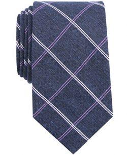Nautica Men's Shoal Geo Tie, indigo, One Size