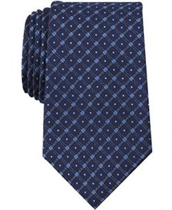 Nautica Men's Shoal Geo Tie, blue/navy, One Size