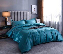 Colourful Snail 100-Percent Cotton Duvet Cover Set, Hidden Zipper Closure, Ultra Soft and Easy C ...