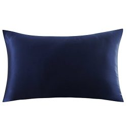 ZIMASILK 100% Mulberry Silk Pillowcase for Hair and Skin Health,Both Side 19 Momme Silk,1pc (Sta ...