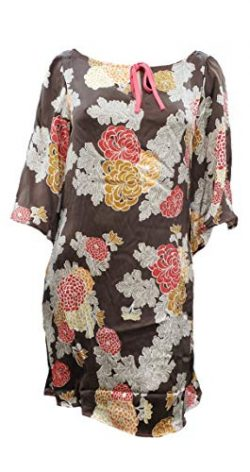 Hale Bob Women's Printed Silk Dress (Small, TL19)