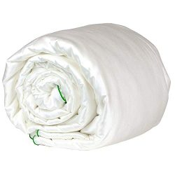 HealthyLine 100% Mulberry Silk Comforter Filled with Natural Fine Pure Mulberry Long-Strand Silk ...
