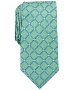 Nautica Men's Shoal Geo, Green, One Size