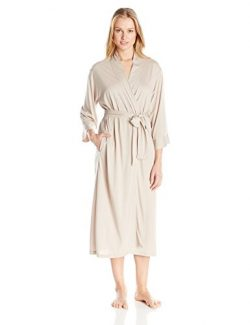 Natori Women's Congo Robe, Champagne, Medium