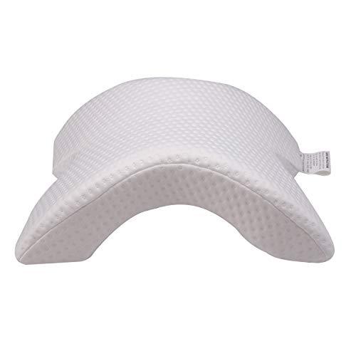 KRISMYA Memory Foam Pillow Cervical Neck Pillow for Sleeping,U Shaped Slow Rebound Pressure Ice  ...